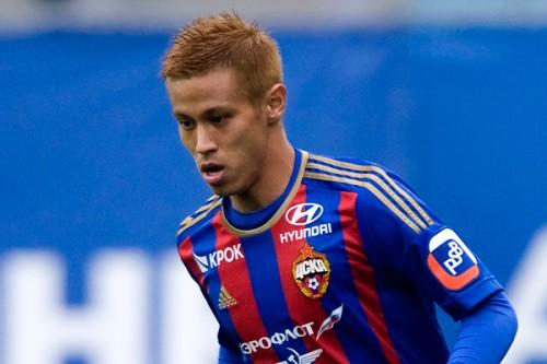 CSKA本田圭佑が1得点1アシストでダービーでの勝利に貢献