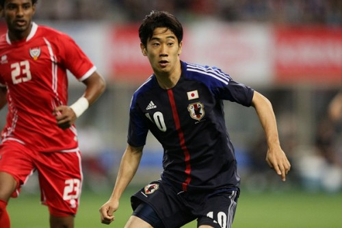 香川、フランス戦のポイントは「自分たちのサッカーを貫くこと」