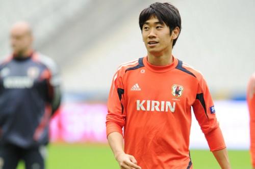 フランスメディアが本田と香川の関係に言及「2人はライバル」