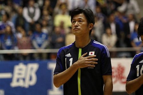 フットサルワールドカップを観たい理由に「カズがいるから」が1位/フットサル日本代表