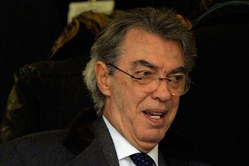 インテルのモラッティ会長「サネッティは引退後フロントに残る」