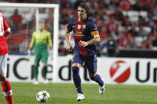 バルセロナのキャプテン、プジョルは8週間の離脱「必ず陽は上る」