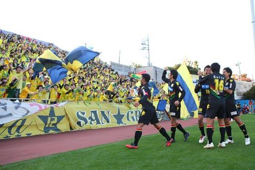 J1昇格プレーオフ決勝は大分対千葉…J2で3位の京都、4位の横浜FCは敗退