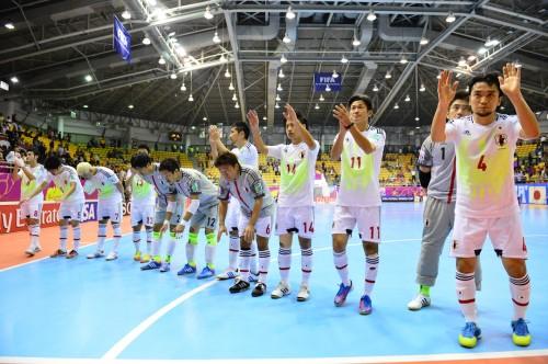 新生フットサル日本代表のメンバーに森岡、逸見らを選出