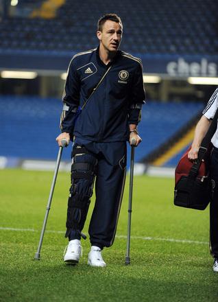 右ひざ負傷のテリー、数週間の離脱か…CWC出場に希望の光
