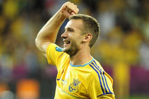 シェフチェンコ氏がウクライナ代表監督に? サッカー連盟が就任を打診