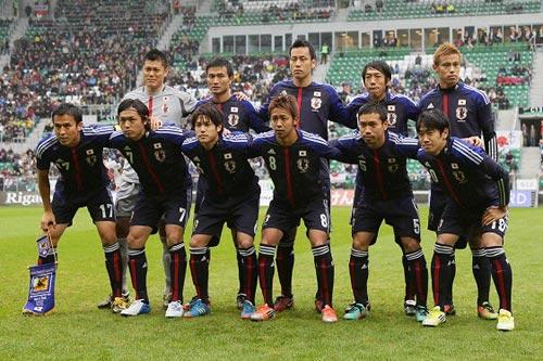日本がFIFAランク24位でアジア最上位を維持…14日に対戦のオマーンは86位