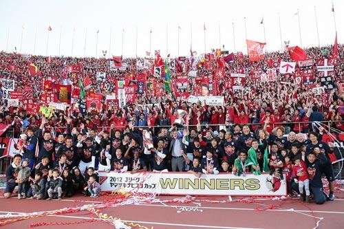 鹿島が2年連続で「スルガ銀行チャンピオンシップ」の出場権を獲得