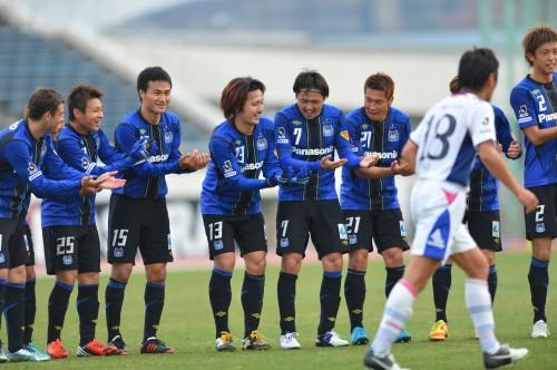 G大阪、遠藤の決勝FK弾で町田との接戦を制し準々決勝進出/天皇杯4回戦