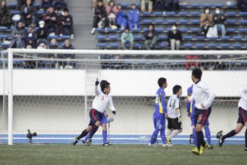 東京A代表の修徳、徳島代表の鳴門を下して2回戦進出/高校選手権