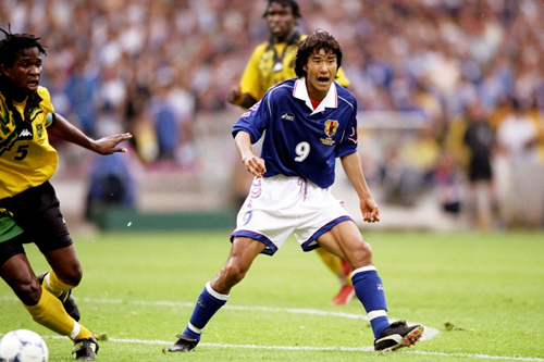 FIFAが中山雅史の引退を紹介「日本のアイコンがキャリアを終える」