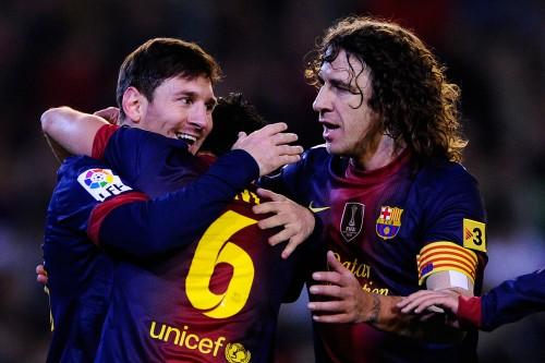 バルセロナがメッシ、シャビ、プジョルと契約延長に合意、数週間以内にサインへ
