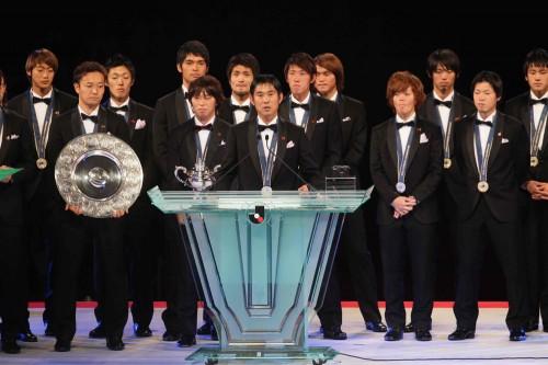 広島の森保監督が最優秀監督賞…Jリーグ選手経験がある監督の受賞は日本人初