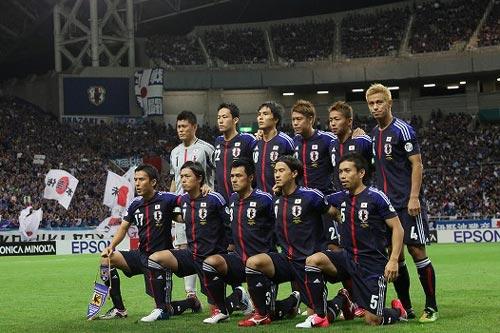 最新FIFAランクで22位の日本がアジア最上位を維持…上位陣は変動なし