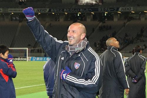 FC東京がポポヴィッチ監督と契約更新…DF森重は手術を受けて全治4週間