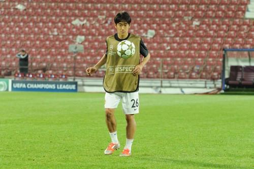香川は17日からトップチームに合流、指揮官明かす…英紙は29日に試合復帰と予想