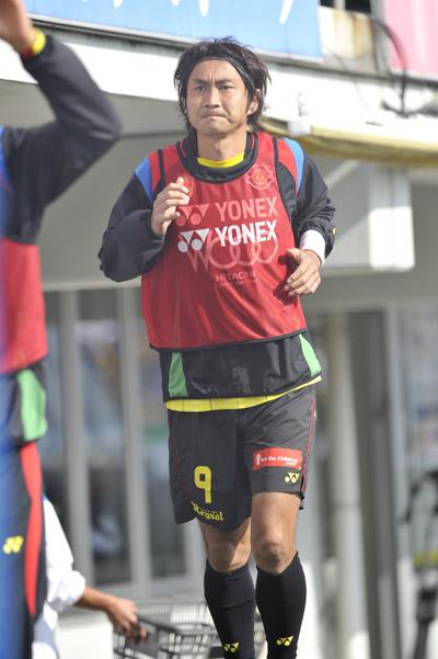 元日本代表FW北嶋秀朗が熊本に完全移籍…6月からレンタルで加入