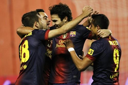 バルセロナが新記録を樹立…リーガ14節を終え13勝を達成