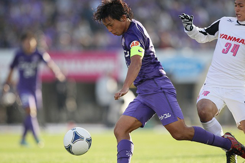 MVP佐藤寿人が中山の引退にコメント「目標として背中を追いかけてきた」