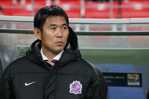 広島の森保一監督「チャンスを決めなければ勝利は難しい」/クラブW杯