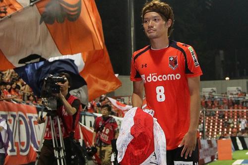 大宮の東慶悟がFC東京に完全移籍「自分の持っている力を精一杯発揮する」