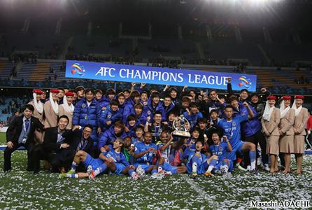 蔚山現代がアジアの頂点に輝く ― AFCアジアチャンピオンズリーグで蔚山現代が優勝
