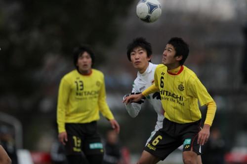 U-18の千葉ダービーは、広さと奥行きを活用するポゼッションサッカーで柏が圧勝