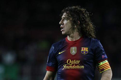 バルセロナの主将プジョル「40歳までプレーを続けたい」