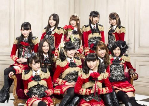 1月6日、インカレ決勝でSUPER☆GiRLSのスペシャルライブが開催