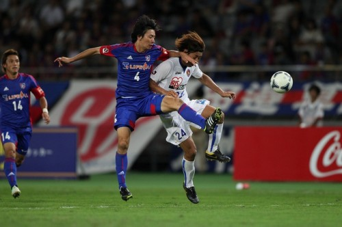 FC東京の日本代表MF高橋秀人が手術…全治まで約4週間