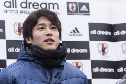 シャルケ内田が2013年の抱負を語る「少しでも上に行きたい」