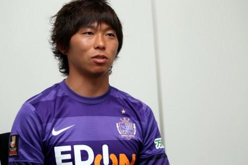 【FXSC スペシャルインタビュー】佐藤寿人(広島)「この一戦でサッカーの楽しさを伝えたい」