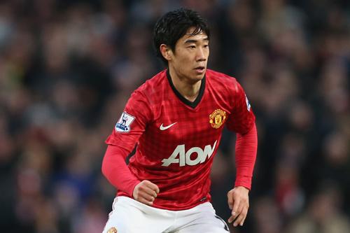 香川は5日のFA杯で先発出場か…マンUのファーガソン監督が示唆