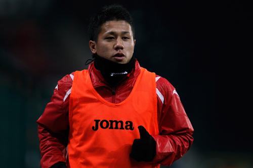 小野裕二がベルギーデビュー…川島フル出場でスタンダールは快勝