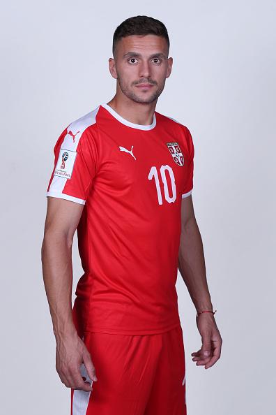 ドゥシャン・タディッチ(セルビア代表)のプロフィール画像