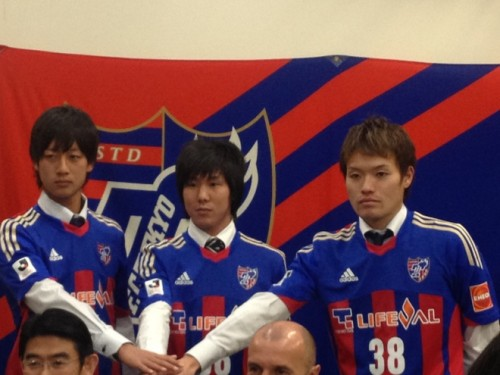 FC東京に加入の東「ゴールを求められていると思うので追求したい」