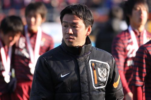 準優勝の京都橘の米澤一成監督「子供たちを称えたい」/高校選手権
