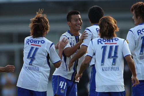 家長、G大阪へのレンタル期限が6月末まで延長…マジョルカが発表