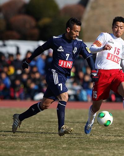 松田さん追悼試合に出場の中田英寿「マツの名が残ることは嬉しい」
