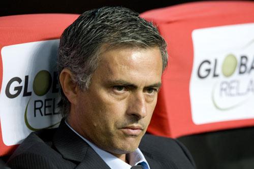 モウリーニョが監督600試合目を勝利で飾る…通算勝率は67パーセント
