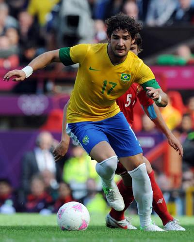 ミランのブラジル代表FWパトがコリンチャンスに移籍