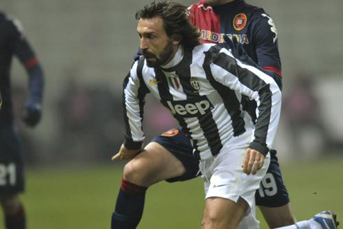2012年のセリエA最優秀選手にユーヴェのピルロが選出される