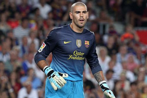 バルセロナのメッシ「V・バルデスはクラブ史上最高のGK」