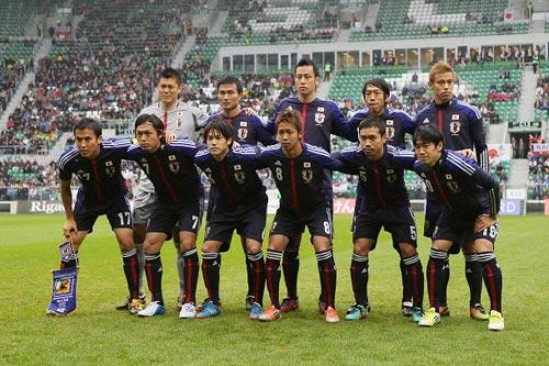 最新FIFAランクで日本が21位に入り、アジア最上位をキープ