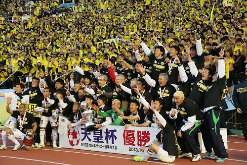 天皇杯優勝の柏が2年連続でACL出場権を獲得…韓国の水原三星らと同組