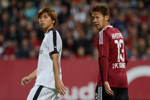 海外メディアが独所属の日本人選手を絶賛「清武と乾は将来、世間を驚かせる」