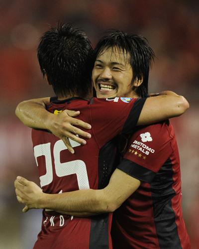 鹿島のFW興梠慎三が浦和に移籍「サポーターと一緒にゴールを狙う」