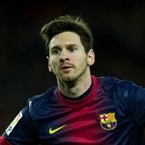 """2013年のサッカー界を動かすメッシ「偉大な選手から偉大な""""攻撃者""""へ」"""