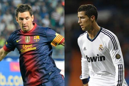 UEFA年間ベスト11にメッシやC・ロナウドら、バルサとレアルから8人選出