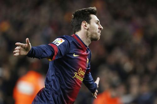 年間ベスト11にメッシやC・ロナウドらが選出…スペインのクラブが独占